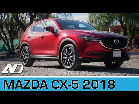 Mazda CX-5 2018 - Primer vistazo en AutoDinámico