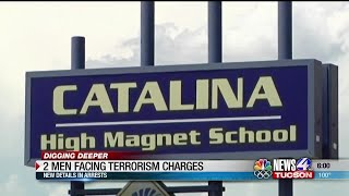 DIGGING DEEPER: Alleged terrorists attended Tucson high schools
