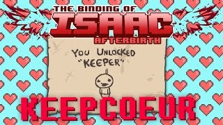 video : Unsterbliicher Isaac Afterbirth: KEEPCOEUR - #129 en vidéo