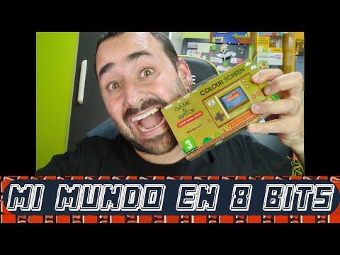 GAME AND WATCH: SUPER MARIO BROS - Unboxing, Curiosidades y Primer contacto