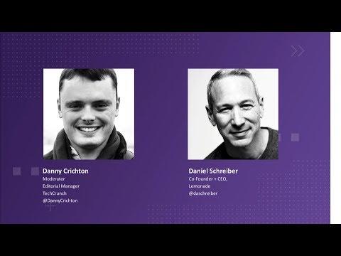 Insuring the Future with Daniel Schreiber (Lemonade)   Disrupt SF 2018 - UCCjyq_K1Xwfg8Lndy7lKMpA