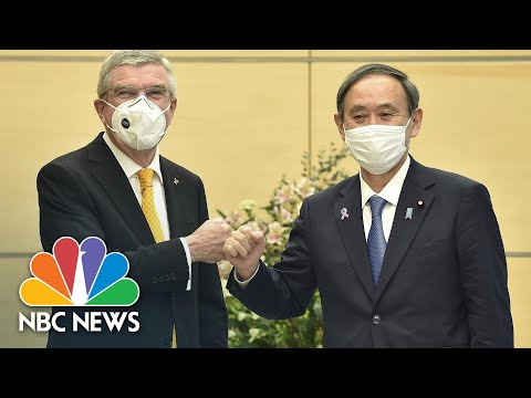 Olympics Chief Hopes Vaccine Will Make Tokyo 2020 Games Safe | NBC News NOW