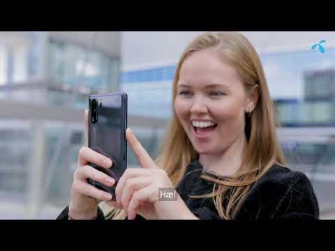 Fotoskole med Huawei P30 Pro | Telenor Norge