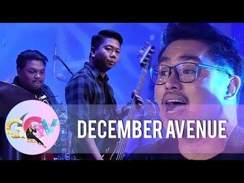 GGV: December Avenue performs