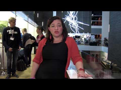 Intervjuer med medverkande och besökare 2016