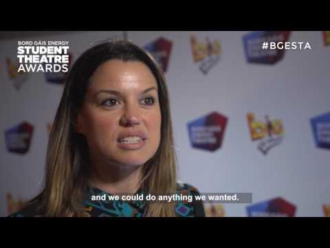 Bord Gáis Energy - Caroline Morahan Thanks A Teacher with #BGESTA