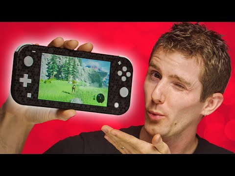 Switch Lite – a PC Gamer's Perspective - UCXuqSBlHAE6Xw-yeJA0Tunw