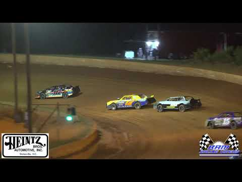 Crate Sportsman Feature - Lancaster Motor Speedway 6/5/21 - dirt track racing video image