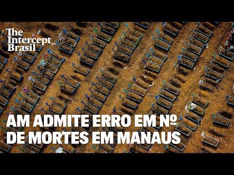 Vídeo mostra governo do AM admitindo erro em número de mortes em Manaus