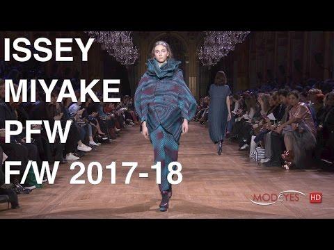 ISSEY MIYAKE | FALL WINTER 2017 - 2018 | FULL FASHION SHOW