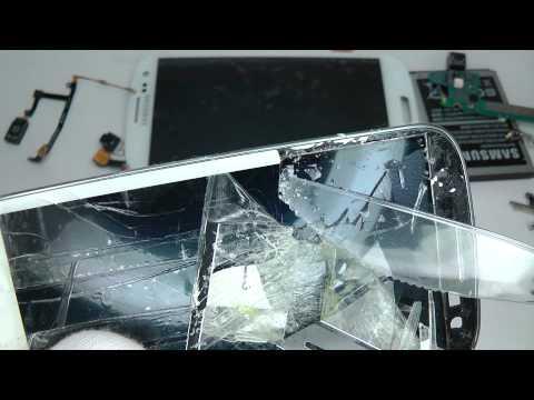 Galaxy S3 Screen Replacement - Frame Change - UCdCZPlI8G7KL3M6dNYk6qpA