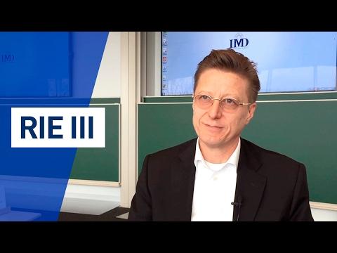 RIE III: Quelles conséquences pour la Suisse et ses entreprises?