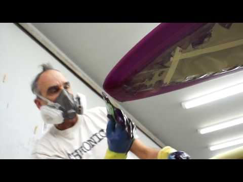 How to do a Resin Tint Glass Job on a Surfboard - UCEzI0aOyHckNTbuXrwzHB_Q