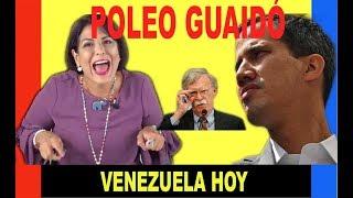 Noticias de VENEZUELA agosto★★PATRICIA Poleo bombazo contra Guaidó★★BOLTON se adelantó Traición★★