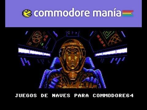 Directitos de Mierda. Juegos de Naves para C64