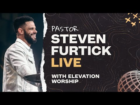 Join us LIVE for a new message from Pastor Steven Furtick! [2:00PM EDT Service]