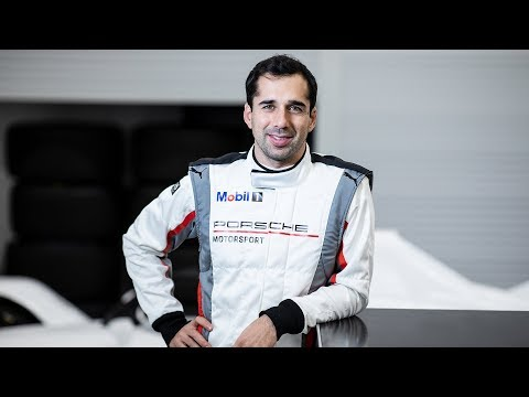 Talking about Formula E with Neel Jani