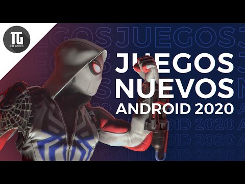 TOP 10 Mejores juegos NUEVOS & RECOMENDADOS para Android 2020