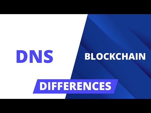 Brad talks about the differences between blockchain domains and the traditional DNS.