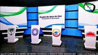 Constituency 110 Parliamentary Debate - Sierra Network Wan Pot