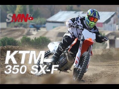 Prueba KTM 350 SX-F 2020 [FULLHD]