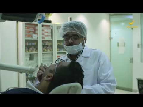 ركشنة: وش بتسوي لو عرفت إن اللي يلعب في اسنانك بالمبرد من ساعة ممرض مو دكتور؟