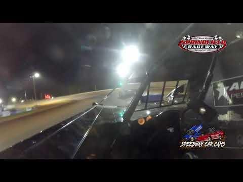 #13N Dallas Sales - Cash Money - 7-3-2021 Springfield Raceway - In Car Camera - dirt track racing video image