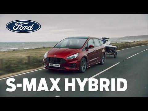 S-MAX Hybrid | Ford Hybrid | Ford Česká republika