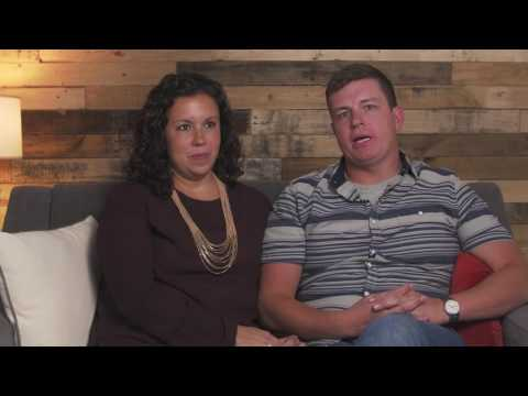 Adoption Network - Henry & Heather - You are brave and selfless