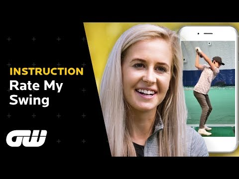 Iona Stephen Rates YOUR Golf Swings! | Golfing World