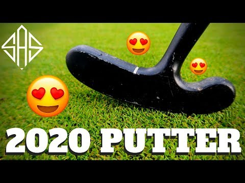 My NEW Left Hand PUTTER For 2020 - Breaking 80 In a Year