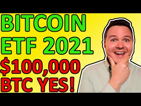 BITCOIN PRICE $100,000 IN 2021! ETF Coming to USA Soon! BTC Ethereum & Litecoin News Today