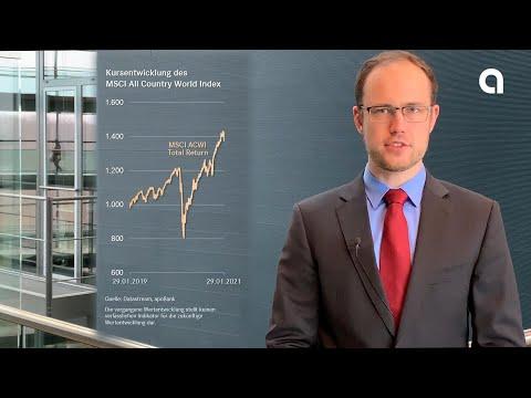 Konjunktur- und Marktausblick - Februar 2021