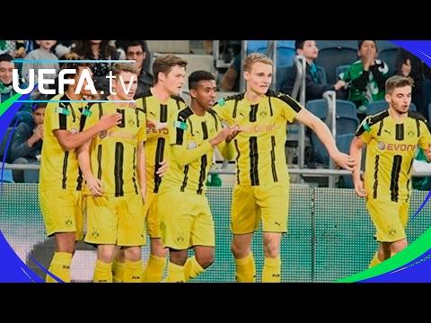 UEFA Youth League highlights: M.Haifa v Dortmund