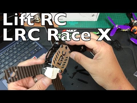 Lift RC LRC Race X 186mm Frame - UCTa02ZJeR5PwNZK5Ls3EQGQ