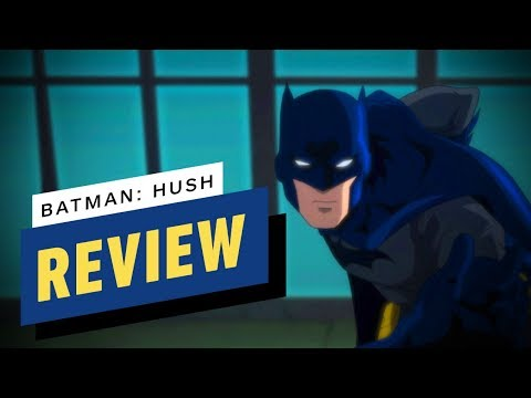 Batman: Hush Movie Review - Comic Con 2019 - UCKy1dAqELo0zrOtPkf0eTMw