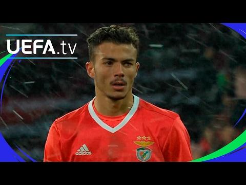 UEFA Youth League highlights: Midtjylland v Benfica