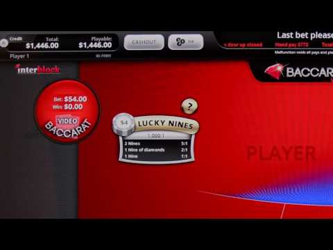 Synergy:  How To Play Baccarat