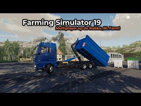 Farming Simulator 19 -- Opname 30/04/2019