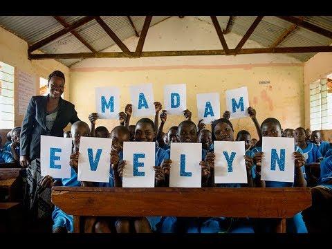 Life after child sponsorship: meet Evelyn