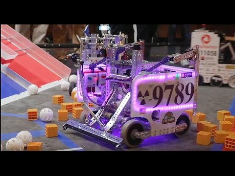 FIRST Robotics at Macquarie University