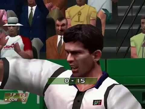 Virtua Tennis (Arcade Mode: Tim Henman) (Hitmaker, Strangelite) (Windows) [2002] [PC Longplay]