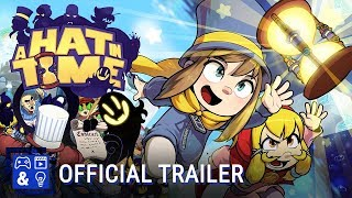 A Hat in Time - Nintendo Switch Release Date Trailer