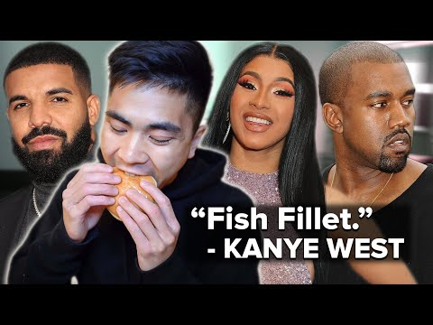 I Only Ate Foods From Rap Lyrics For 72 Hours