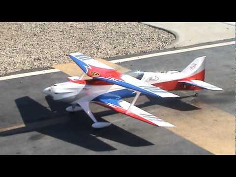 Sebart Miss Wind S 50e Electric Pattern Bi-Plane - UC9lfd1evg8y0YsvMRU4W2lQ