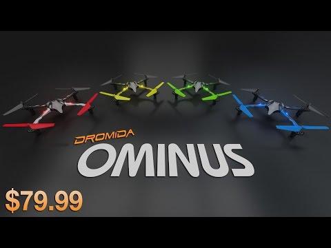 Ominus Quadcopter by Dromida - UCa9C6n0jPnndOL9IXJya_oQ