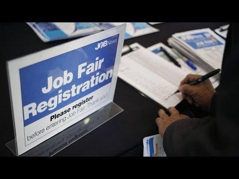 Chính phủ đóng cửa, Mỹ vẫn thêm hơn 300,000 việc làm trong Tháng Giêng