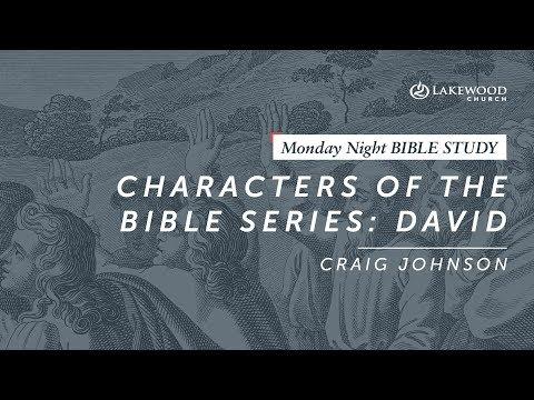 Craig Johnson - Characters of the Bible: David (2019)