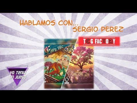 La Leyenda Del Cerezo + Fairy Tiles - Hablamos Con Sergio Pérez (Destroqueladores) - YTUJ #62