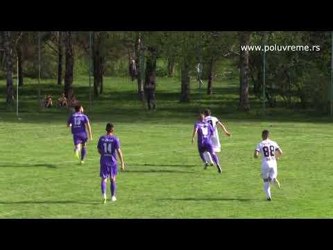 """FK """"Železničar"""" - FK """"Dinamo 1945"""" 2:0"""